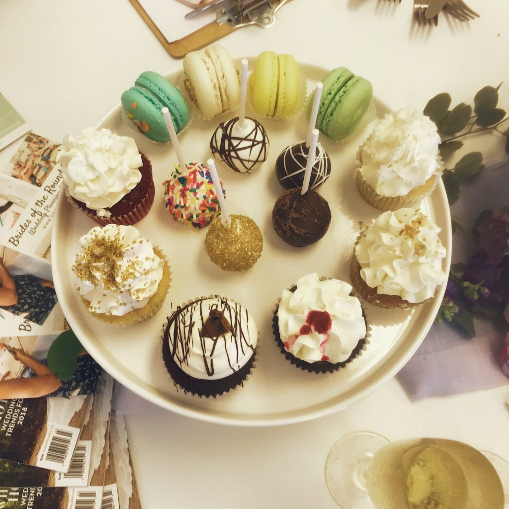 Cake Tasting Tips And Details With Alley Cakes